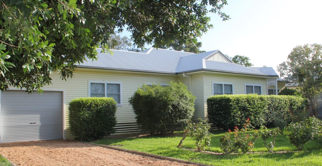 Gwydir Street House